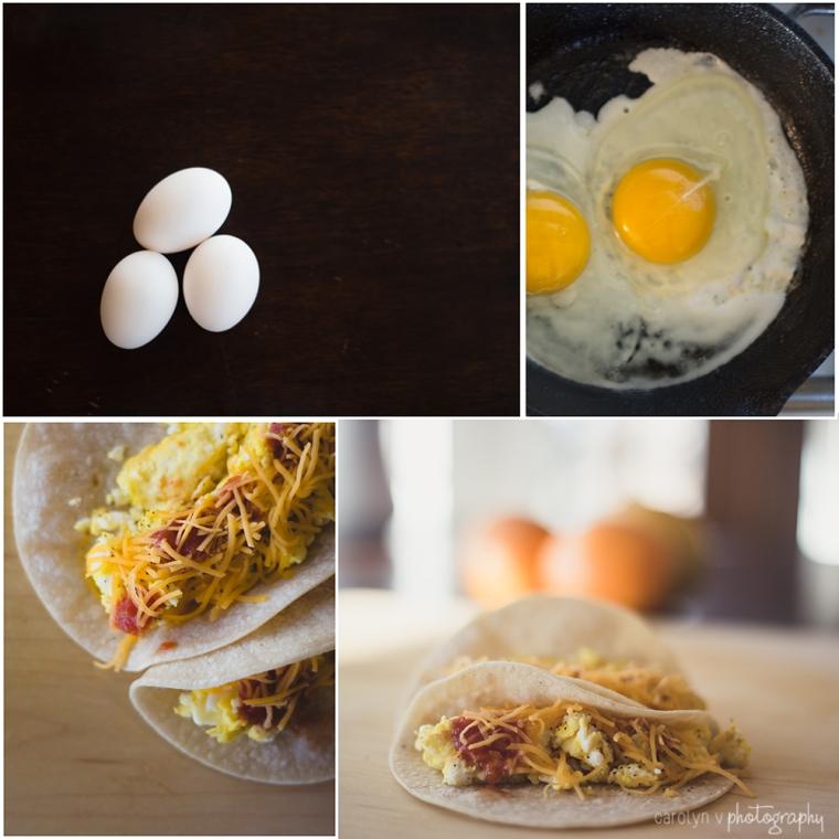Egg Tacos logo